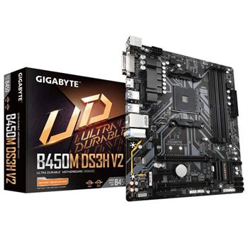 GIGABYTE B450M DS3H V2 MOTHERBOARD | computerstore.lk | The largest Brand New Mother Board store in sri lanka