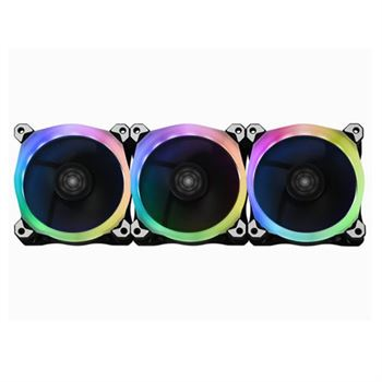 RAIDMAX NV-R120FBR3 X3 ARGB FAN KIT WITH CONTROLLER | computerstore.lk | Used and Brand New Computers in Sri lanka