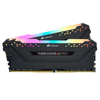 CORSAIR VENGEANCE RGB PRO 16GB (2X8GB) DDR4 3600MHZ C18 MEMORY KIT | computerstore.lk | The largest Brand New Desktop Ram store in sri lanka