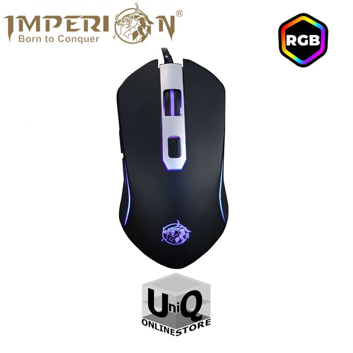 Imperion M410 Javelin – RGB Gaming Mouse | computerstore.lk | The largest Brand New Mouse store in sri lanka