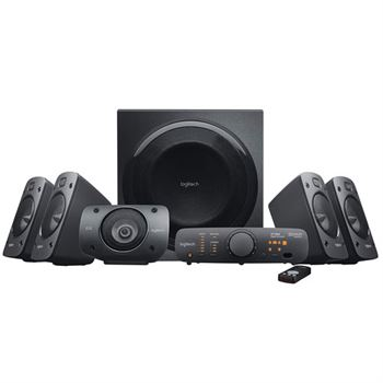LOGITECH Z906 5.1 SURROUND SOUND SPEAKER SYSTEM | computerstore.lk | Used and Brand New Computers in Sri lanka