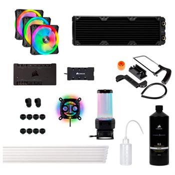 CORSAIR HYDRO X SERIES ICUE XH305I RGB CUSTOM COOLING KIT | computerstore.lk | Used and Brand New Computers in Sri lanka