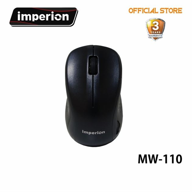 Imperion MW-110 USB Wireless Mouse | computerstore.lk | The largest Brand New Mouse store in sri lanka