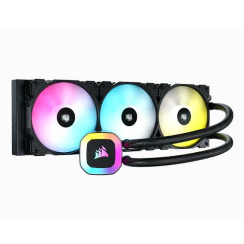 CORSAIR H150 RGB 360MM LIQUID CPU COOLER | computerstore.lk | The largest Brand New Desktop Accessories store in sri lanka
