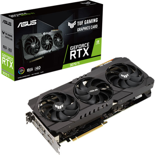 TUF GAMING GEFORCE RTX 3070 TI OC EDITION 8GB GDDR6X | computerstore.lk | The largest Brand New Graphic Cards store in sri lanka